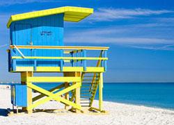 Lifeguard Stand