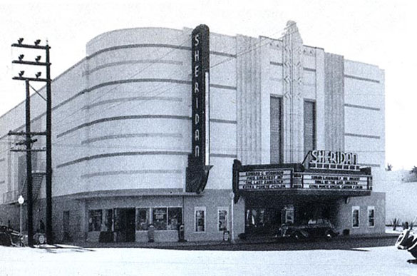 Sheridan Theatre in Miami Beach