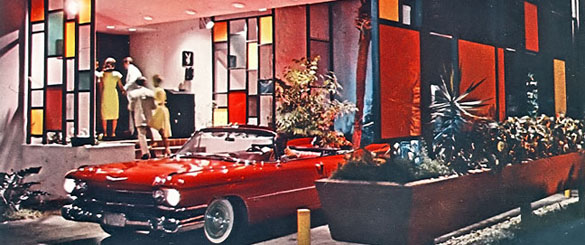 Miami Playboy Club 1961
