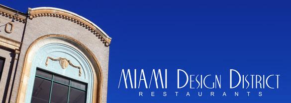Miami design district dining south beach magazine