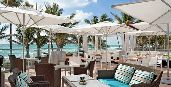 La Côte - Fontainebleau's Beach Club & Restaurant