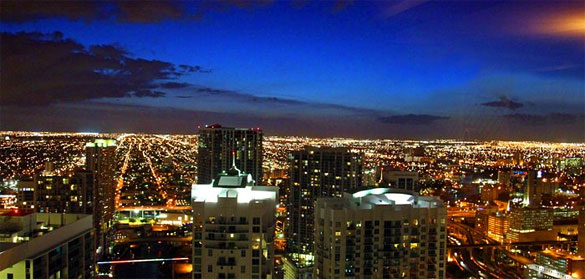 FIFTY Ultra Lounge at the Viceroy Miami Hotel