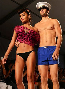 Miami Swim Week - Mercedes-Benz Fashion Week