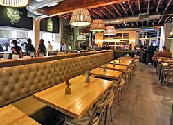 Chefs Table Room Southern Art And Bourbon Bar