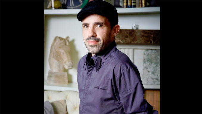 Chef Erwin Mallet