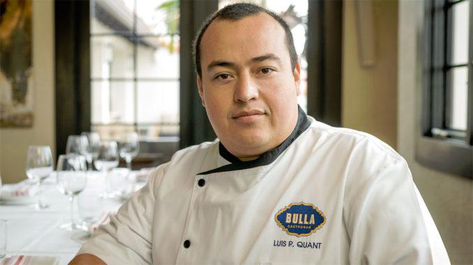Chef Luis Quant
