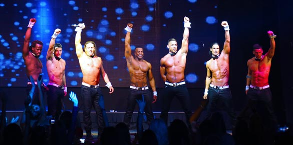 Chippendales Miami at Mansion