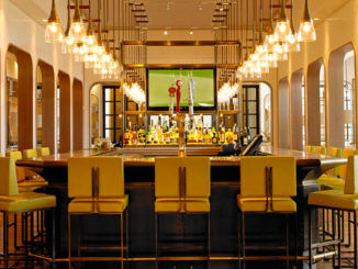 Edge Steak & Bar at the Four Seasons Hotel Miami
