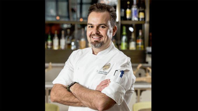 Chef Aaron Brooks
