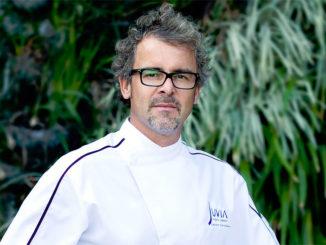 Chef Laurent Cantineaux
