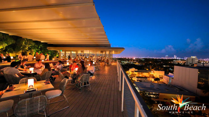 Juvia Miami Beach Lincoln Road S Sanctuary For The Senses