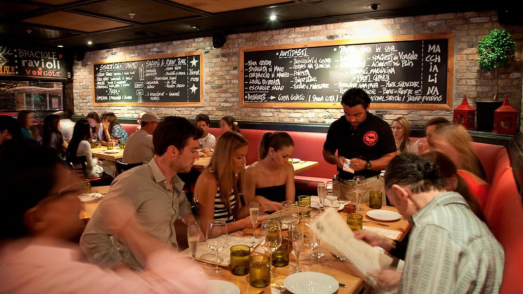 Italian Restaurants In Brickell Fl