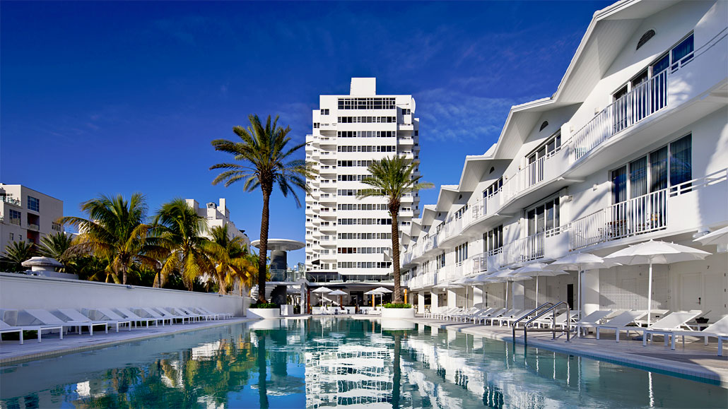 Best Oceanfront Hotels In Miami Beach Amp South Beach