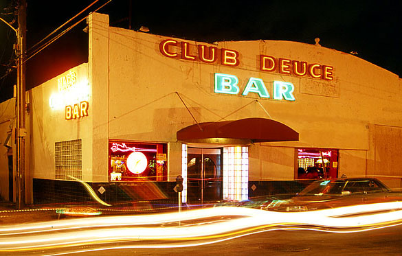 Club Deuce in South Beach
