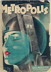 1927 Metropolis Program -from the MBC Archive