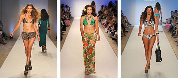 Miami Swim Week - Mercedes-Benz Fashion Week