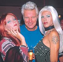Tania Borealis, Rudolph & Cyclona