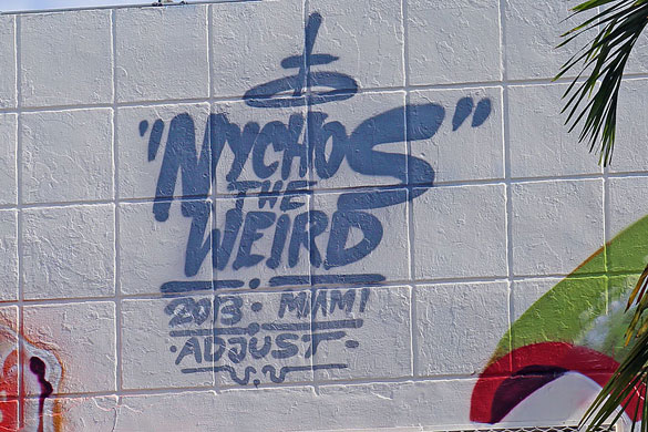 """Nychos the Weird"""