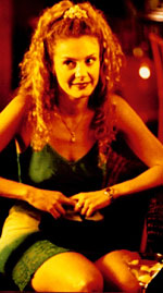 Julie Davis as Amy Mandell in Amy's Orgasm
