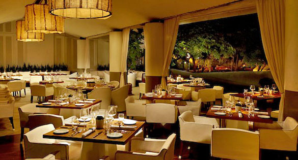 Bianca Restaurant at the Delano Hotel