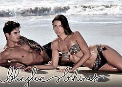 Blue Glue Bikinis