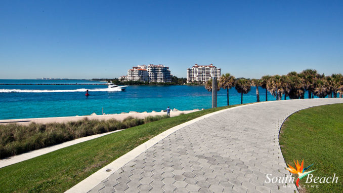 Miami Beach Boardwalk South Beach Magazine