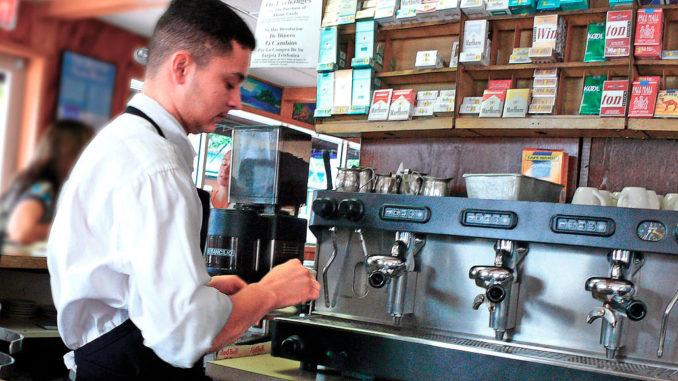 Cuban Cafecito