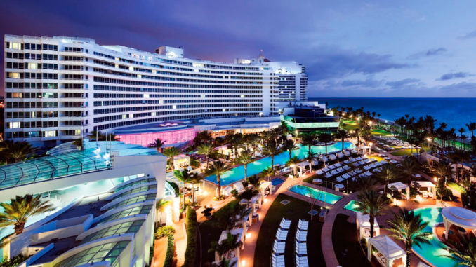 Dining At The Fontainebleau South Beach Magazine