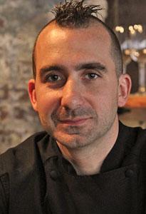 Chef Mark Forgione