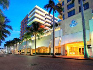 Hilton Bentley Hotel