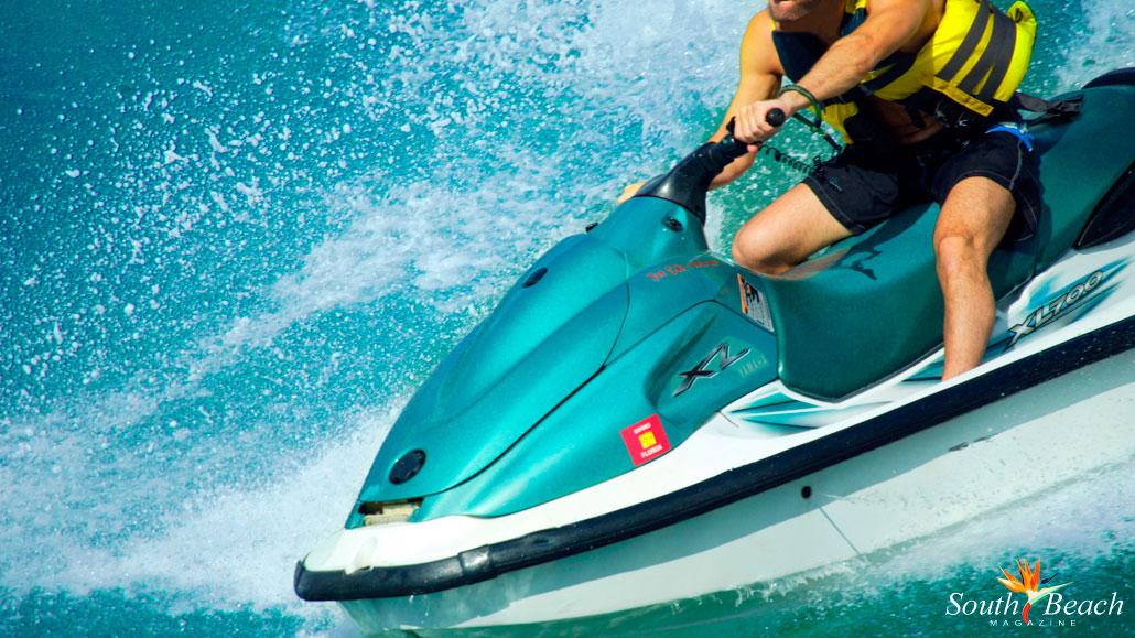 Jet Ski & Waverunner
