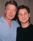 Richard Johnson and Jason Binn