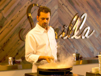 Chef Frederic Joulin