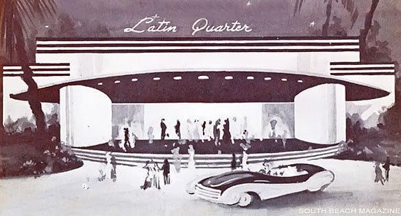 The Latin Quarter Nightclub
