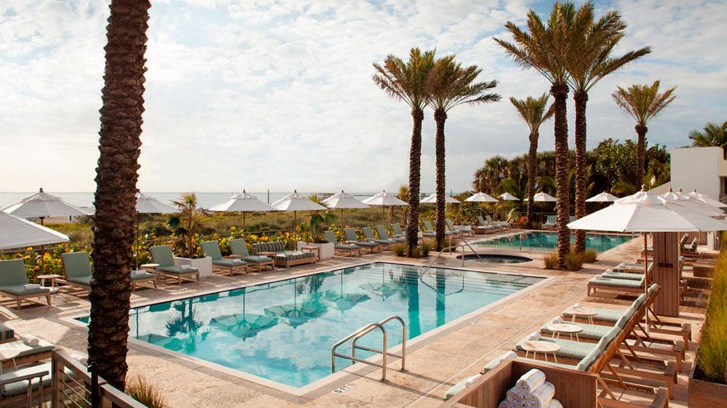 Marriott Stanton South Beach South Beach Magazine
