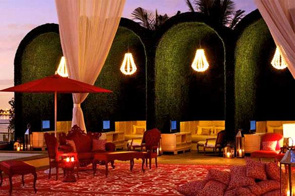 Mondrian Sunset Lounge