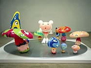 """DOB in the Strange Forest"" Takashi Murakami"
