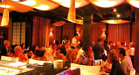 Toni S Sushi Bar