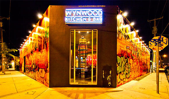 Wynwood Kitchen at NW 2nd Avenue & 26th Street