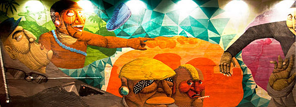 Wynwood mural