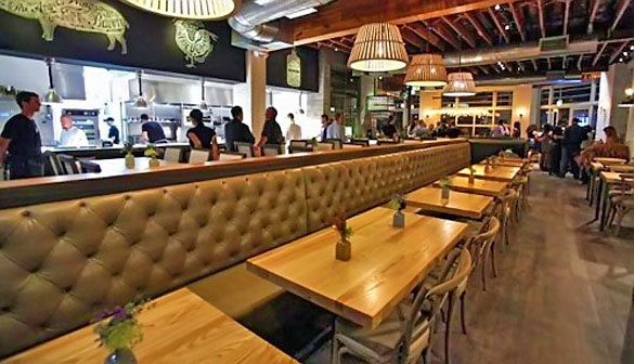 Yardbird Southern Table on Lenox Avenue in South Beach