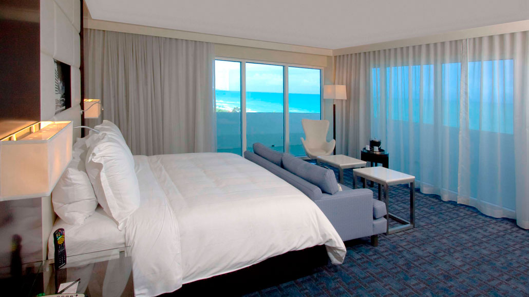 Eden Roc Oceanfront Room