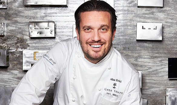 Chef Fabio Viviani of Siena Tavern