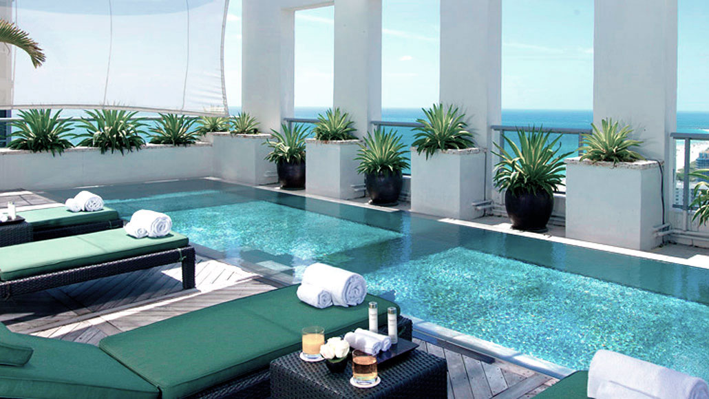 Best Rooftop Pool In South Beach