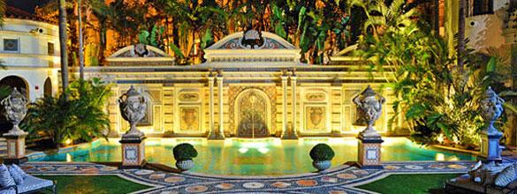 Mosaic Pool at The Villa by Barton G