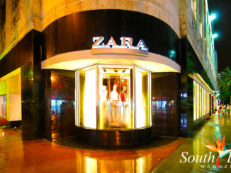 Zara on Lincoln Road