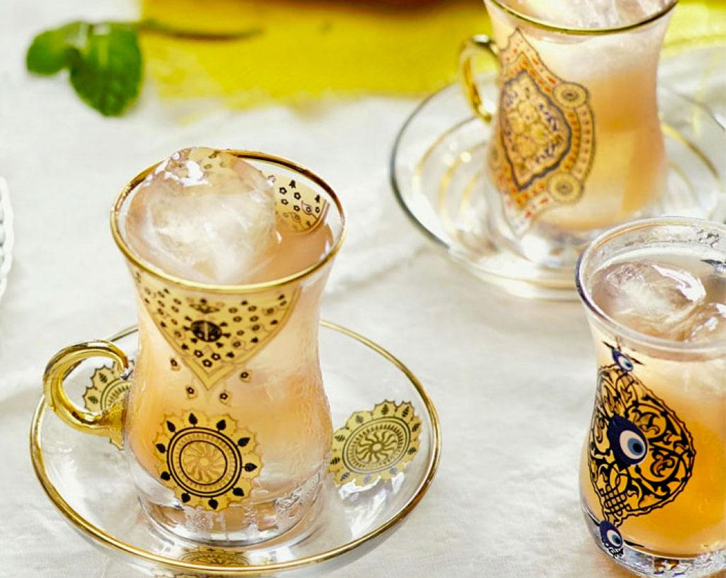 Spiiked Tea Service at Byblos