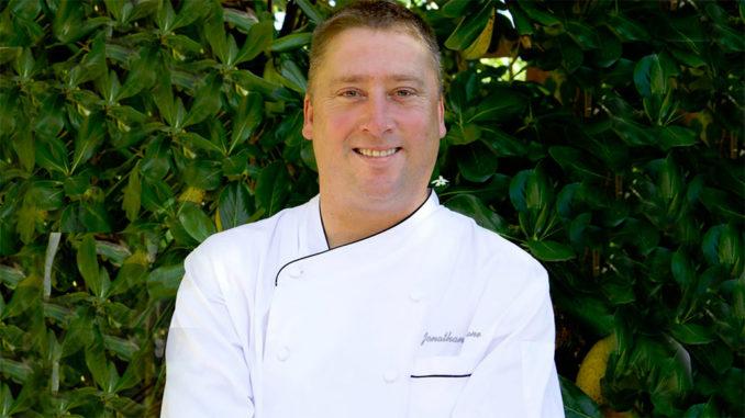 Chef Jonathan Lane