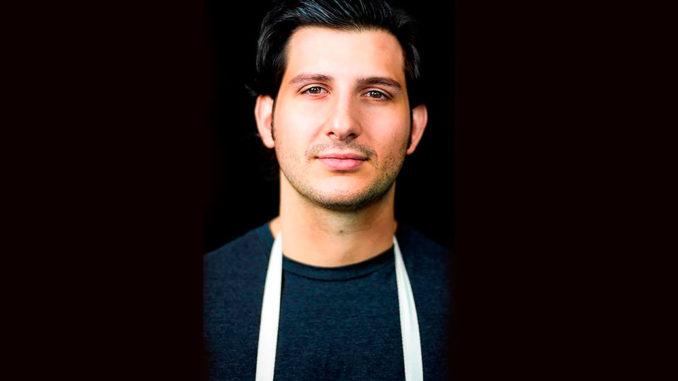 Chef Giorgio Rapicavoli