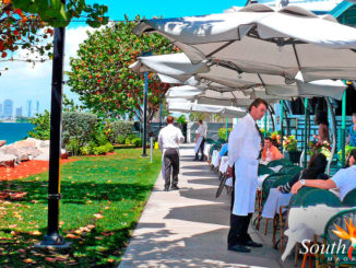 Top Sidewalk Cafes In South Beach